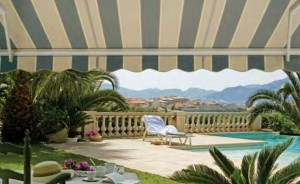 Dickson North American Collection retractable awnings available at Delray Awning