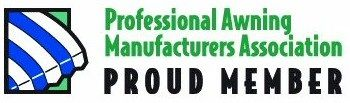 Professional Awning Manufacturers Association (PAMA) member